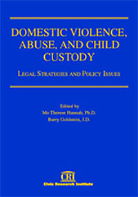 Domestic Violence Abuse and Child Custody Legal